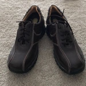 Other - NWOT. Size 44 mens leather height increase shoes.